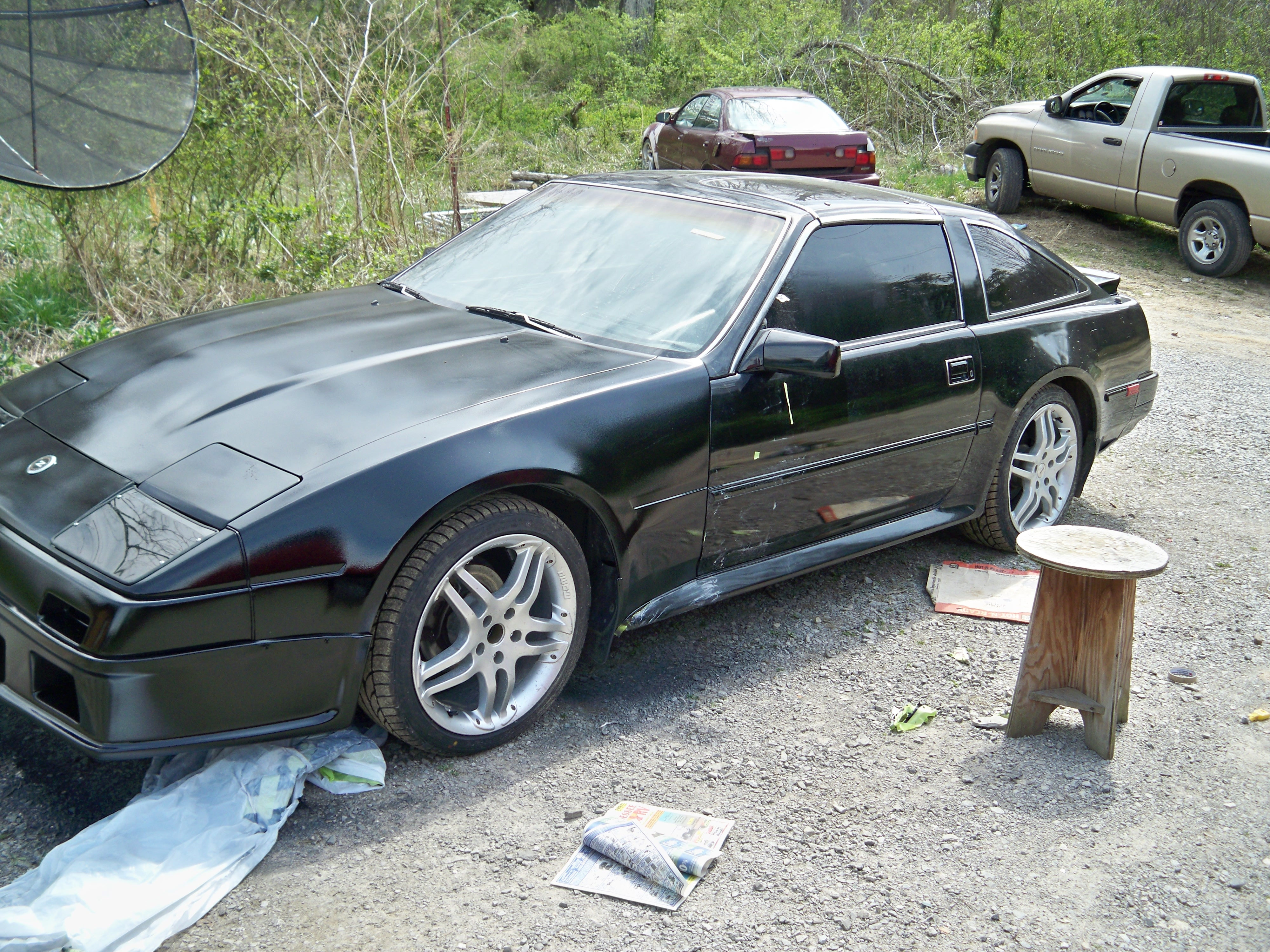 Original on Nissan 300zx 3 0 1986 Specs And Images