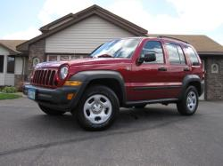 Carmodifiers 2006 Jeep Liberty