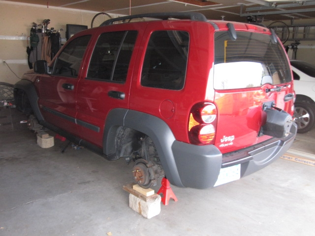 Carmodifier 2006 Jeep Liberty 14043773