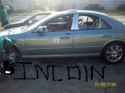 crazybj25s 2005 Lincoln LS