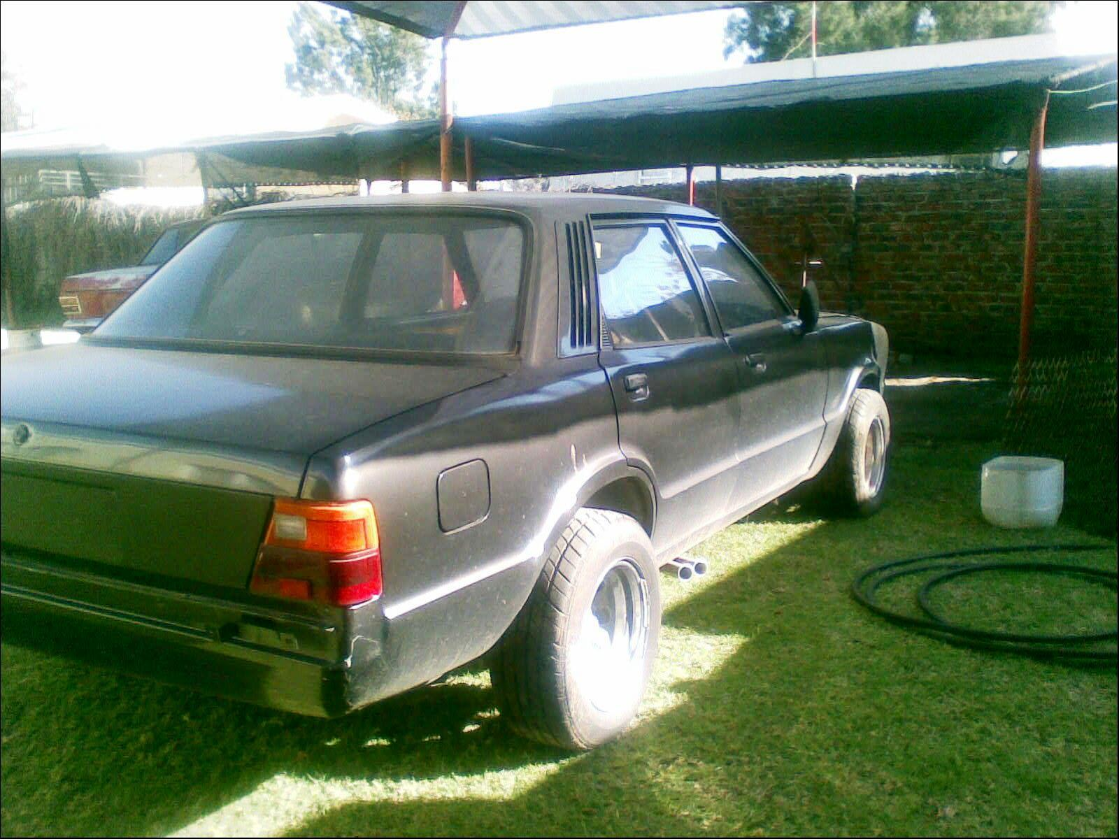 8407045102083's 1978 Ford Cortina