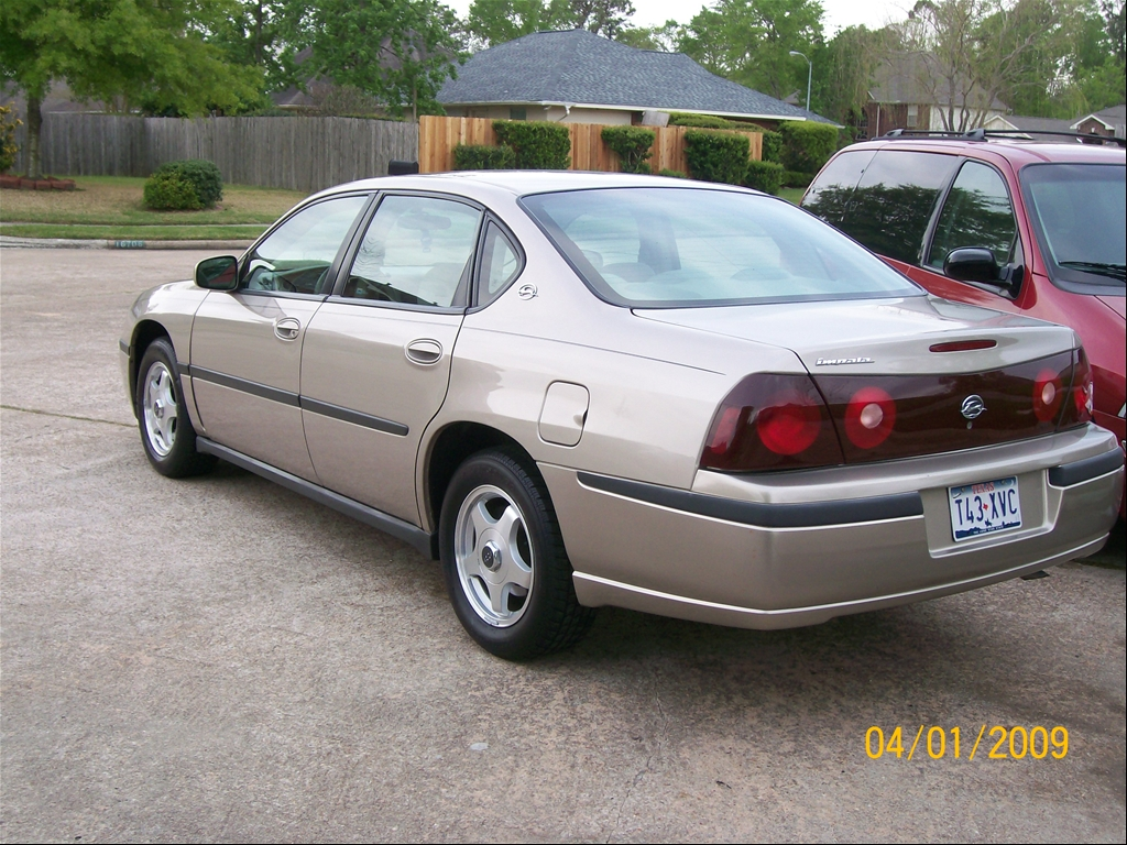 dan 39 s 2003 chevrolet impala in houston tx. Cars Review. Best American Auto & Cars Review