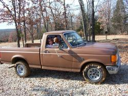 66Muscle 1987 Ford F150 Regular Cab