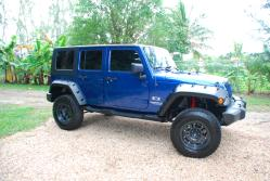 JGAutoWorkss 2009 Jeep Wrangler