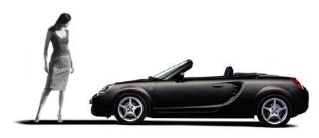 vincenzo53 2001 Toyota MR2 Spyder 14045729