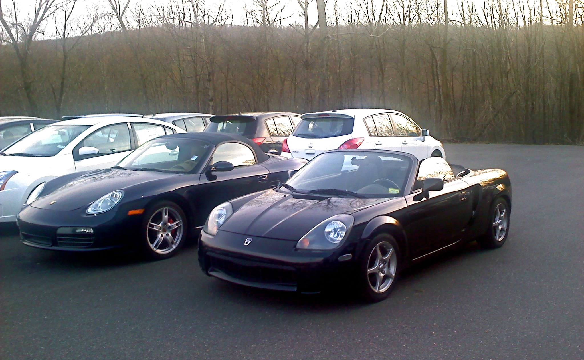 Another vincenzo53 2001 Toyota MR2 Spyder post... - 14045750