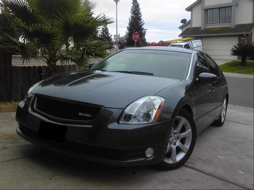 Maxima R 2005 Nissan Maxima Specs Photos Modification