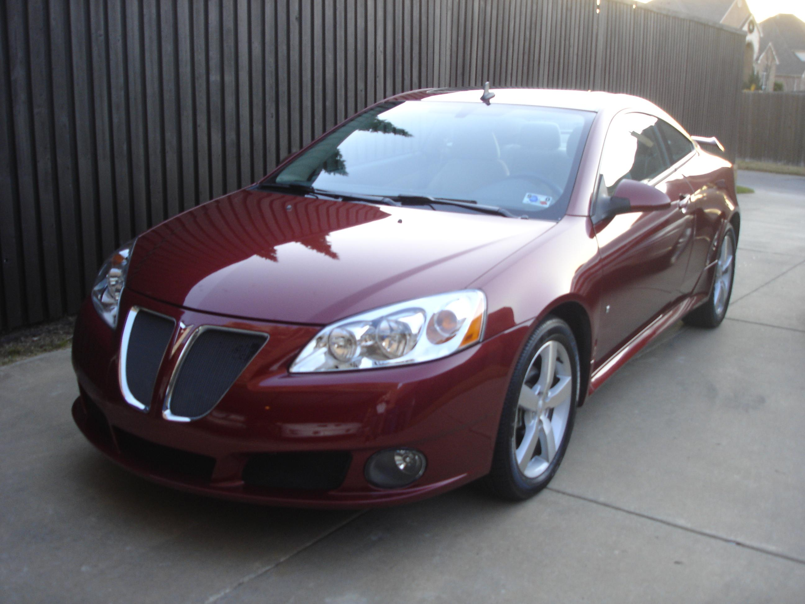 Texasg6gt 2008 Pontiac G6 Specs Photos Modification Info