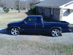 cnote750 2003 Chevrolet S10 Extended Cab