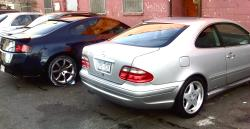 yung430s 1999 Mercedes-Benz CLK-Class