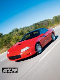 ALOURD955s 2001 Chevrolet Camaro