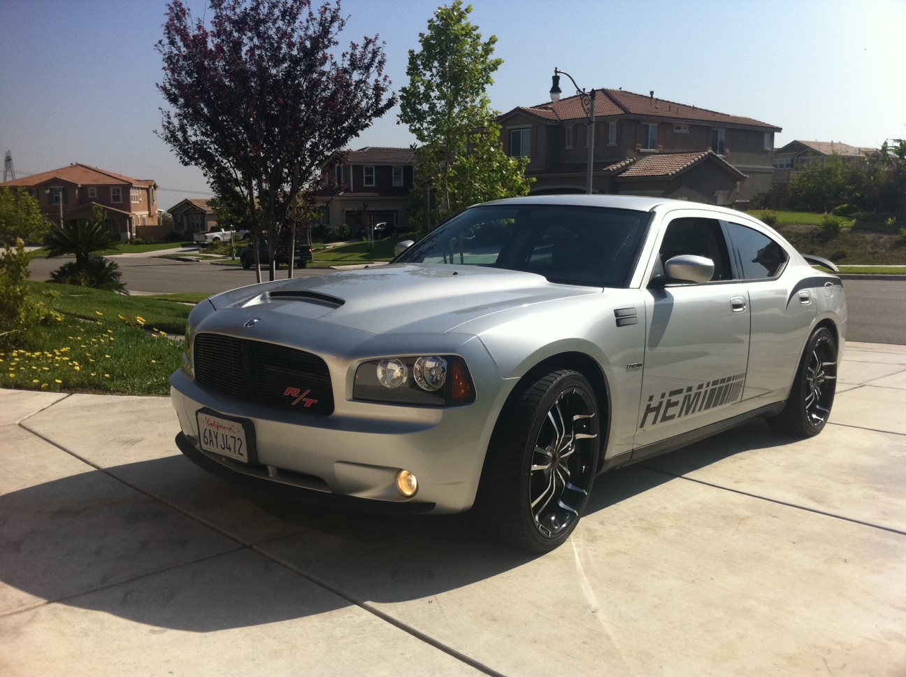 Hustlerstc 2007 Dodge Charger Specs Photos Modification Info At Cardomain