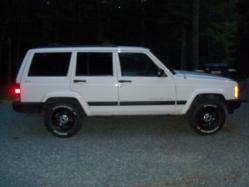hllearys 1999 Jeep Cherokee