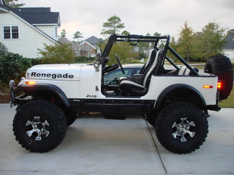 Ncbeachjeep 1977 Jeep Cj7 Specs Photos Modification Info