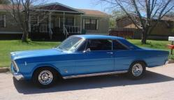 Dpacman's 1966 Ford Galaxie
