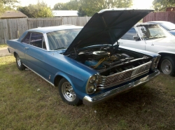 Dpacmans 1966 Ford Galaxie