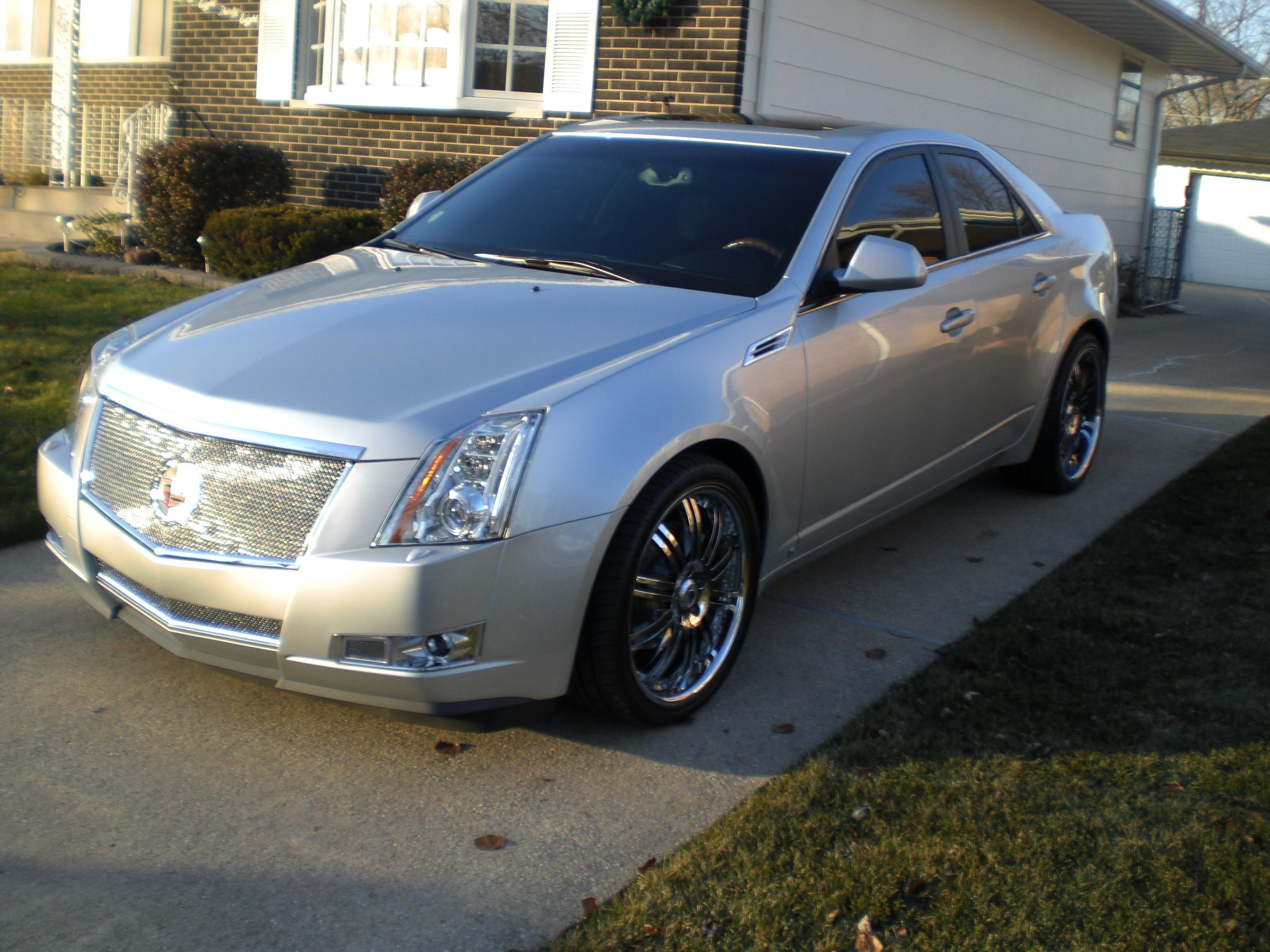 colemanscadillac 2009 cadillac cts specs photos. Black Bedroom Furniture Sets. Home Design Ideas