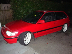 Insanity604s 1990 Honda Civic