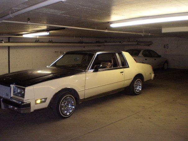 INDIMO's 1980 Buick Regal