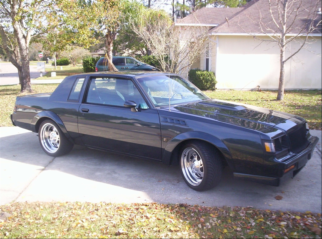 1987 Buick Regal Turbo T