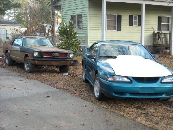 Another tOnKaTrAcKeR 1996 Ford Mustang post... - 14049011