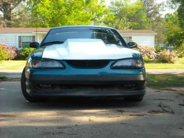 Another tOnKaTrAcKeR 1996 Ford Mustang post... - 14049012