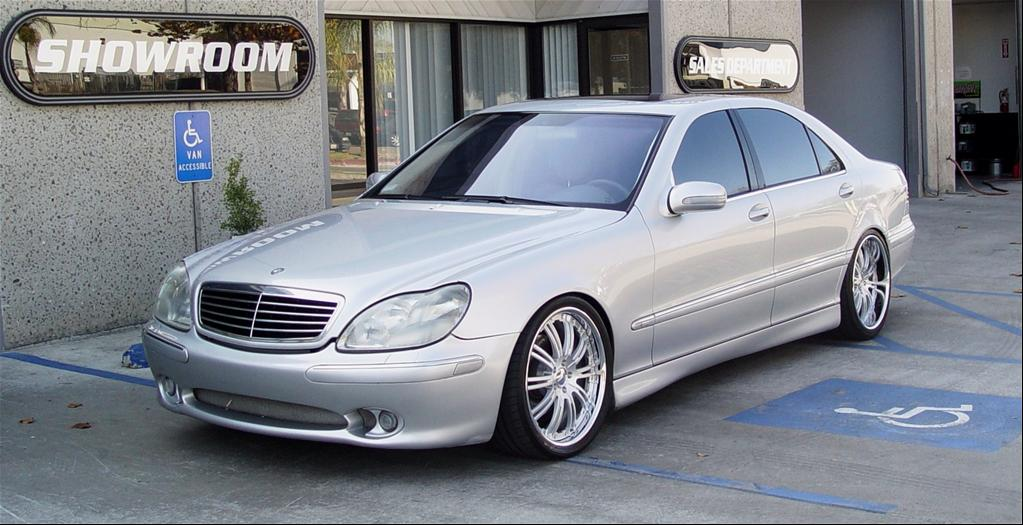 2002 mercedes benz s class 02 mb s500 w 20 dise o decem for Mercedes benz 2002 s500 for sale