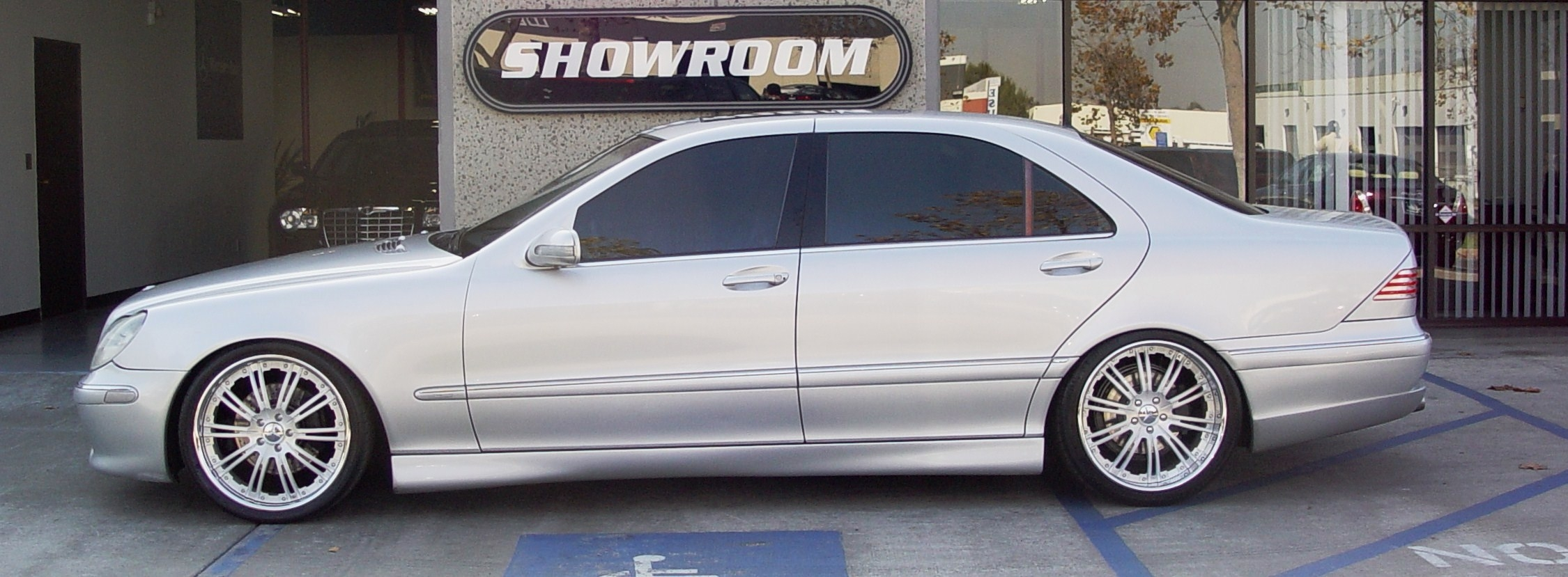 Another calivago20 2002 Mercedes-Benz S-Class post... - 14050884