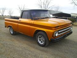Clos_010s 1965 Chevrolet C/K Pick-Up