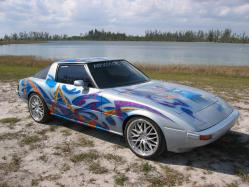 airkolorss 1985 Mazda RX-7