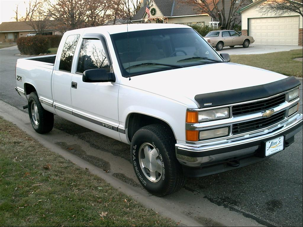 "1997 Chevrolet Silverado 1500 Regular Cab ""1997 Z71"" - Wichita, KS"
