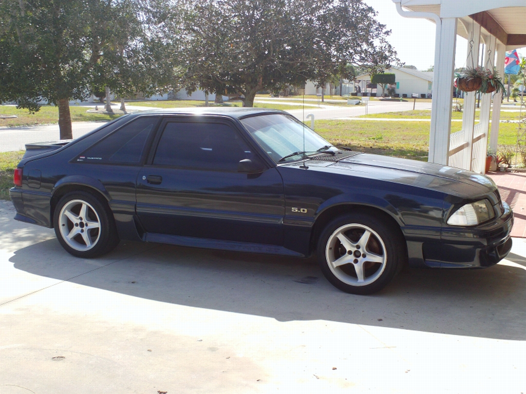 Five Ohh Love 1988 Ford Mustang Specs Photos Modification Info At Fog Lights 38187950055 Original