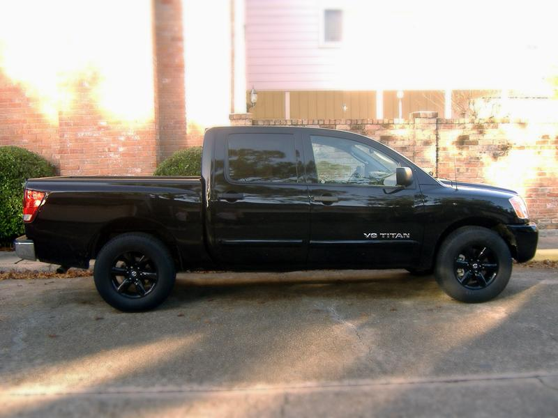 Another BLKonBLK98 2009 Nissan Titan Crew Cab post... - 14052892