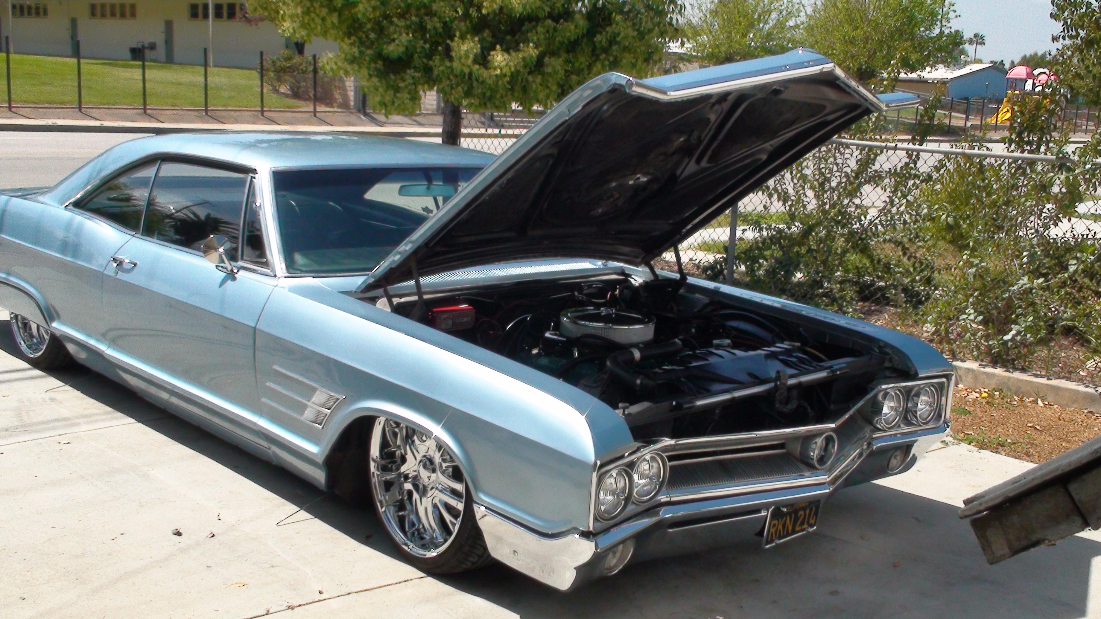 656555 1965 Buick Wildcat Specs Photos Modification Info