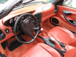 katepbyogas 1999 Porsche Boxster