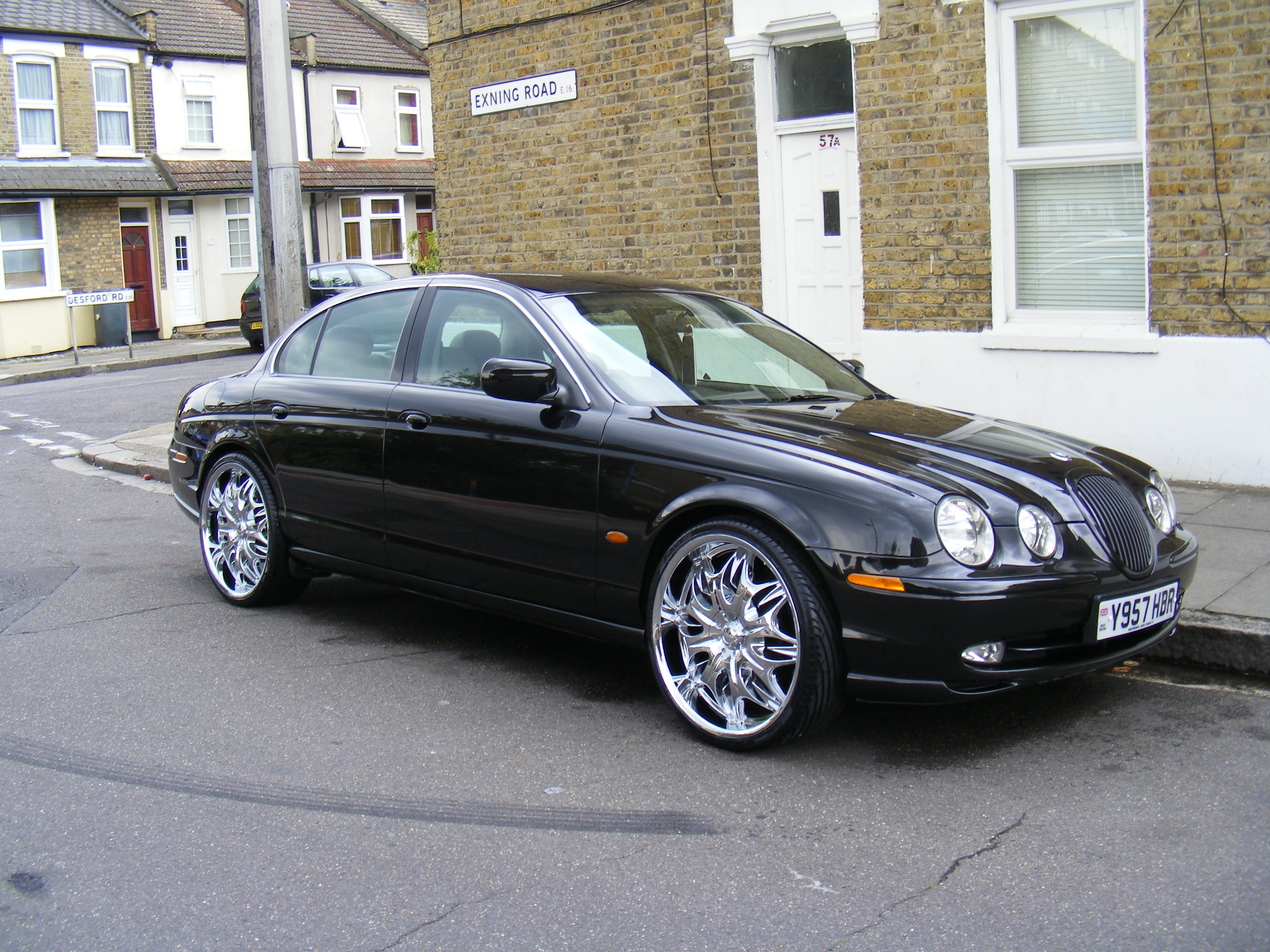 triniinlondon 2006 jaguar s type specs photos modification info at cardomain. Black Bedroom Furniture Sets. Home Design Ideas