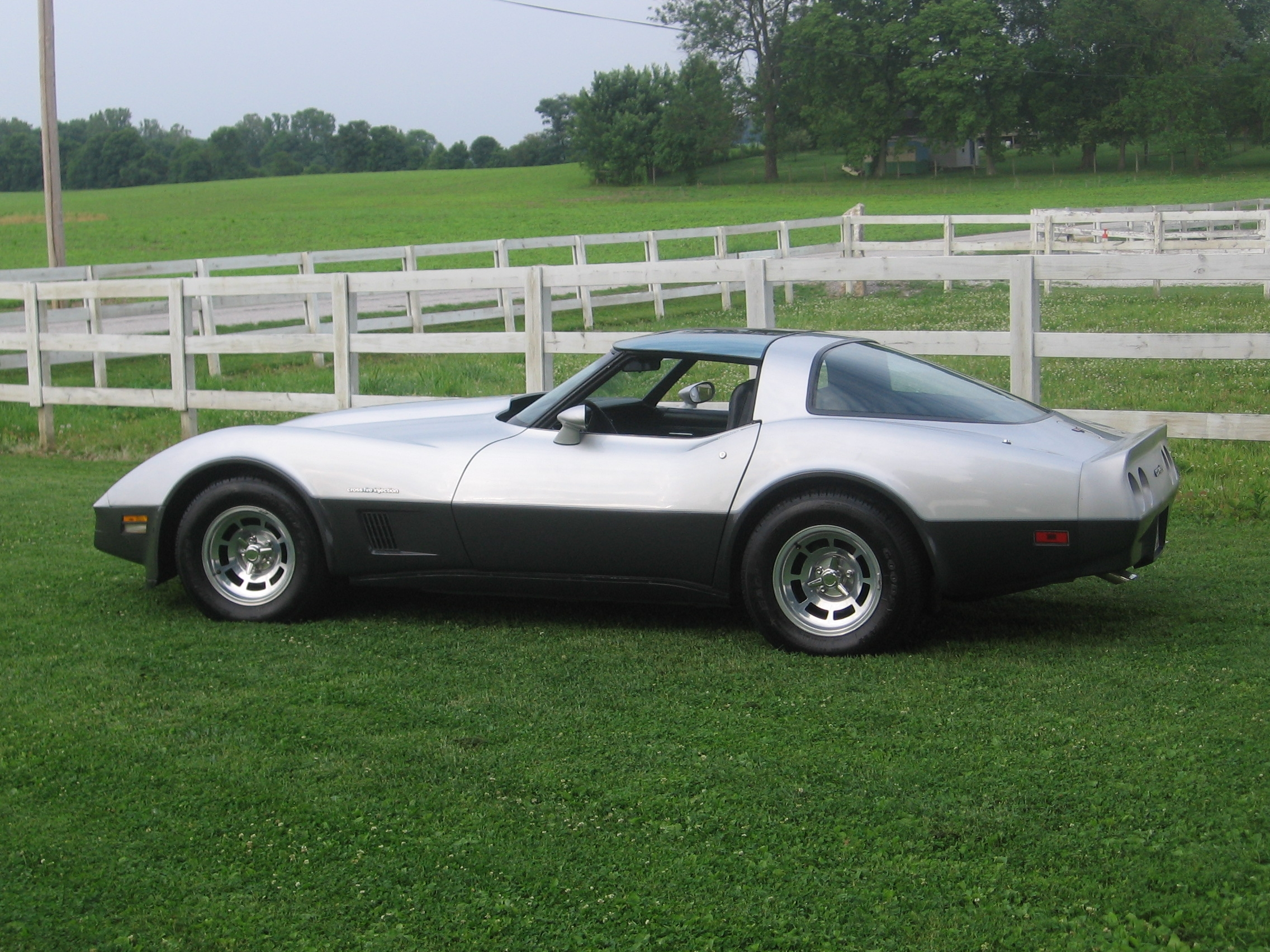 Another Nightmanis 1982 Chevrolet Corvette post... - 14053304