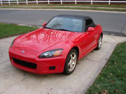 ShaaTaProoFs 2000 Honda S2000