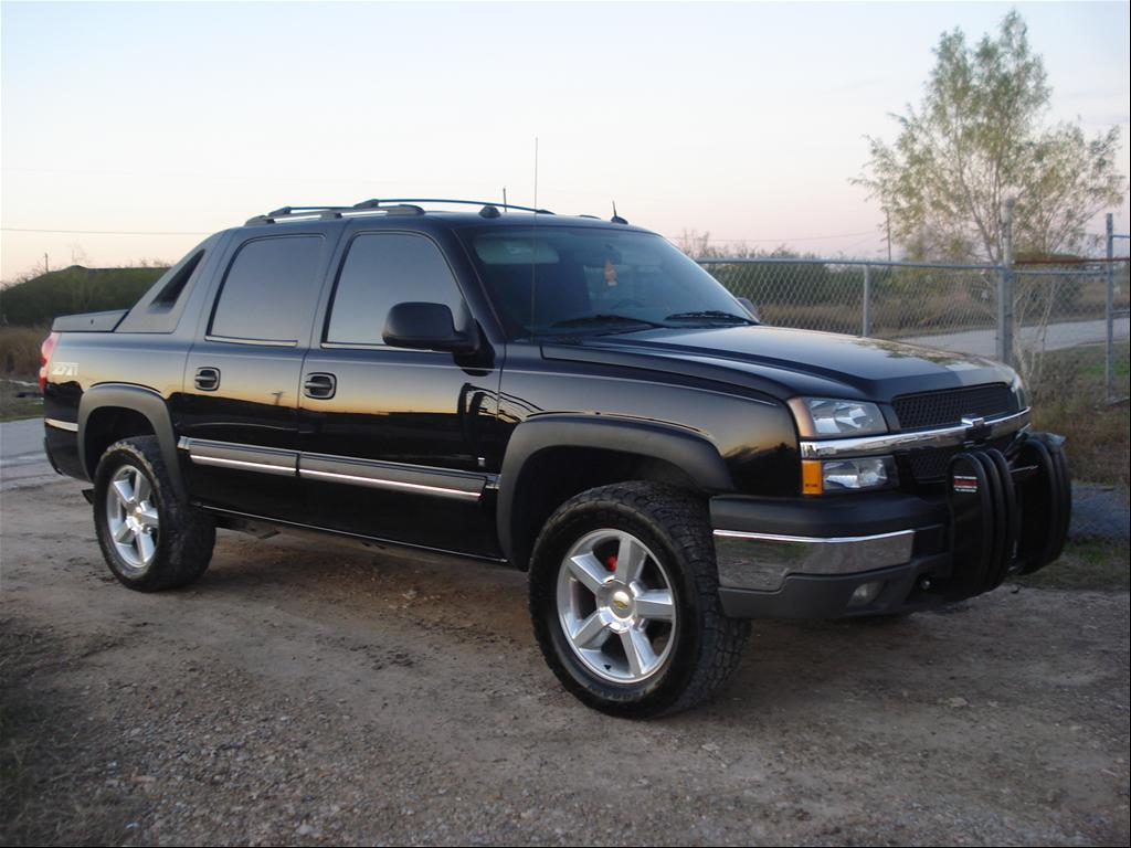 2004 chevrolet avalanche owners manual
