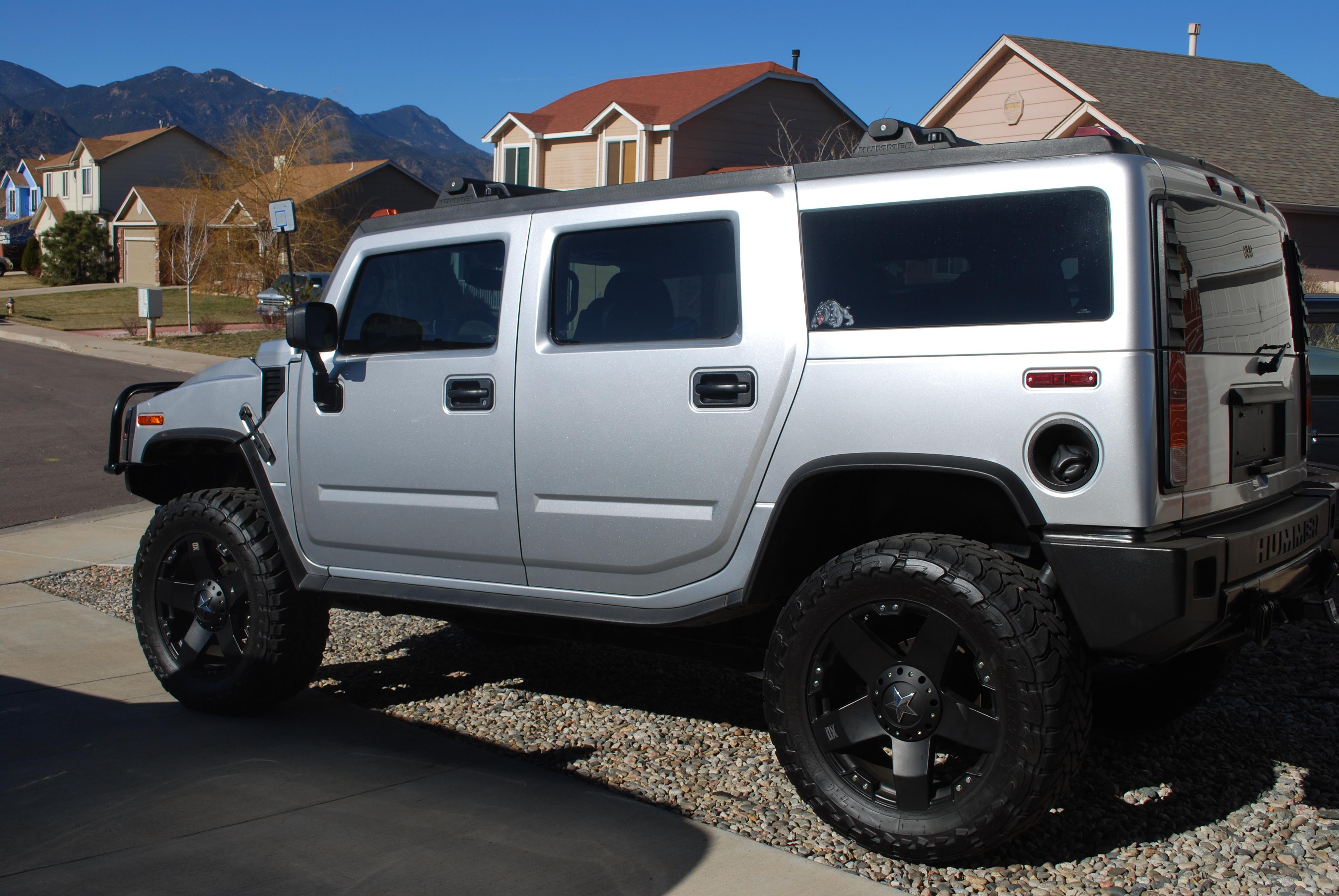 1sghilligoss 2004 hummer h2 specs photos modification. Black Bedroom Furniture Sets. Home Design Ideas