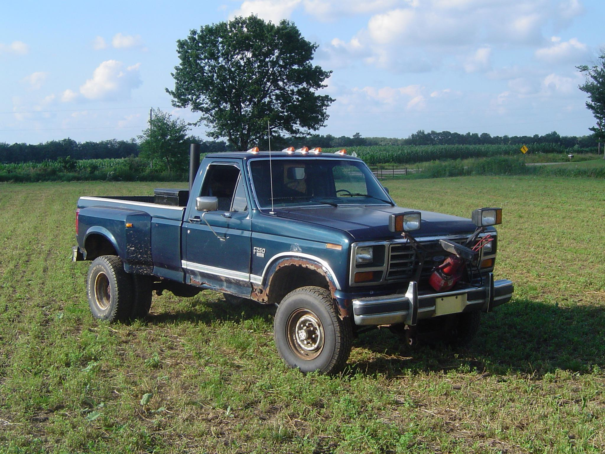 Bjsilbernagel 1986 Ford F250 Regular Cab Specs Photos Modification Info At Cardomain
