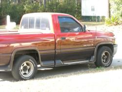 richardpinckney 1995 Dodge Ram 1500 Regular Cab