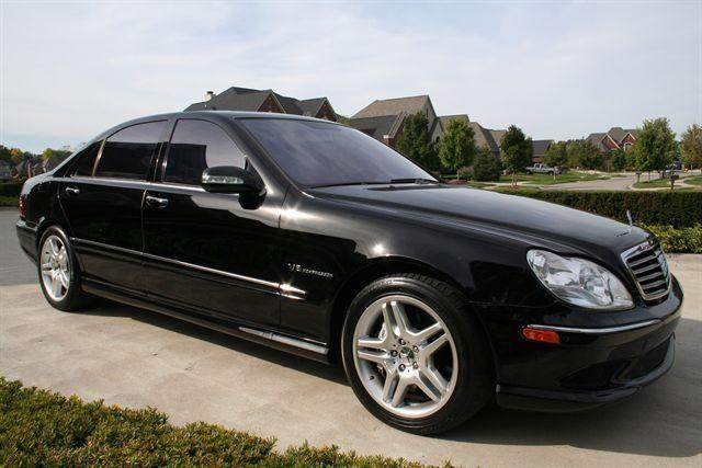 Image gallery 2005 s55 for 2005 mercedes benz s55 amg