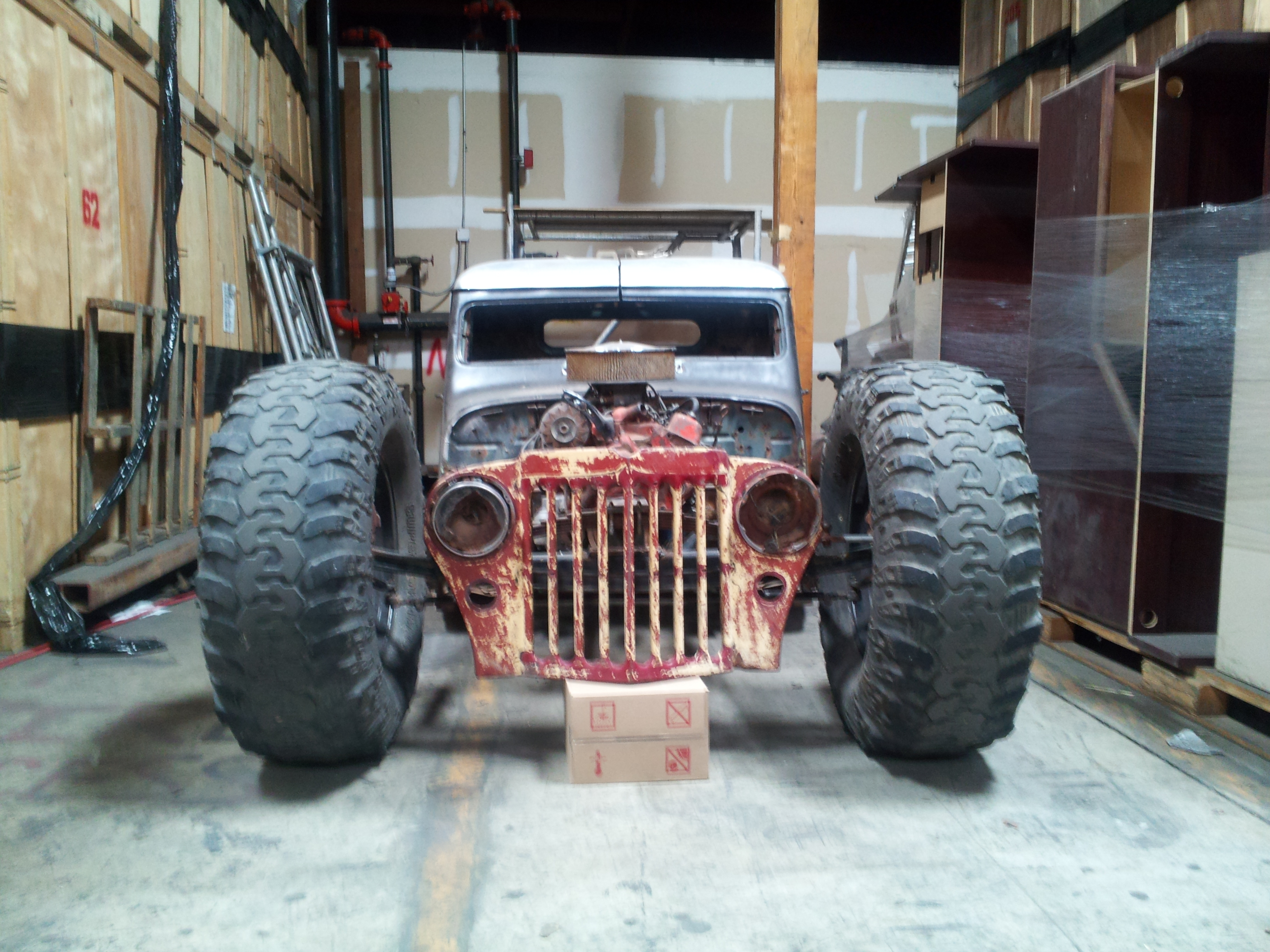 Nissan Ser1993 1952 Willys Pickup Specs Photos Modification Info 1954 Chevy Chopped And Bagged Rat Rod