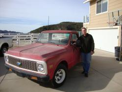 69Waynes 1971 Chevrolet C/K Pick-Up
