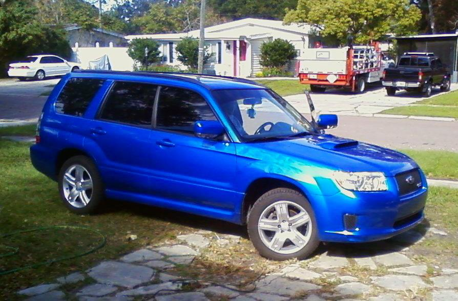 BoostedxT's 2007 Subaru Forester