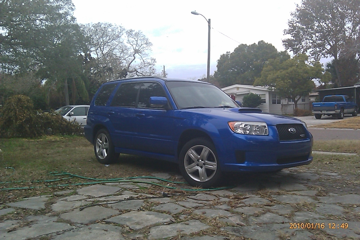 Another BoostedxT 2007 Subaru Forester post... - 14054766