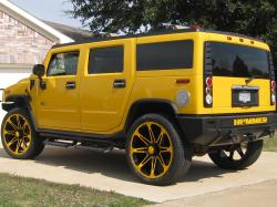 texascustomss 2003 Hummer H2