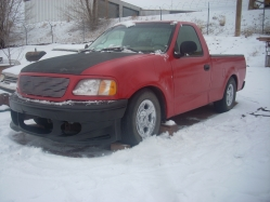loweredfordf150s 1998 Ford F-Series Pick-Up