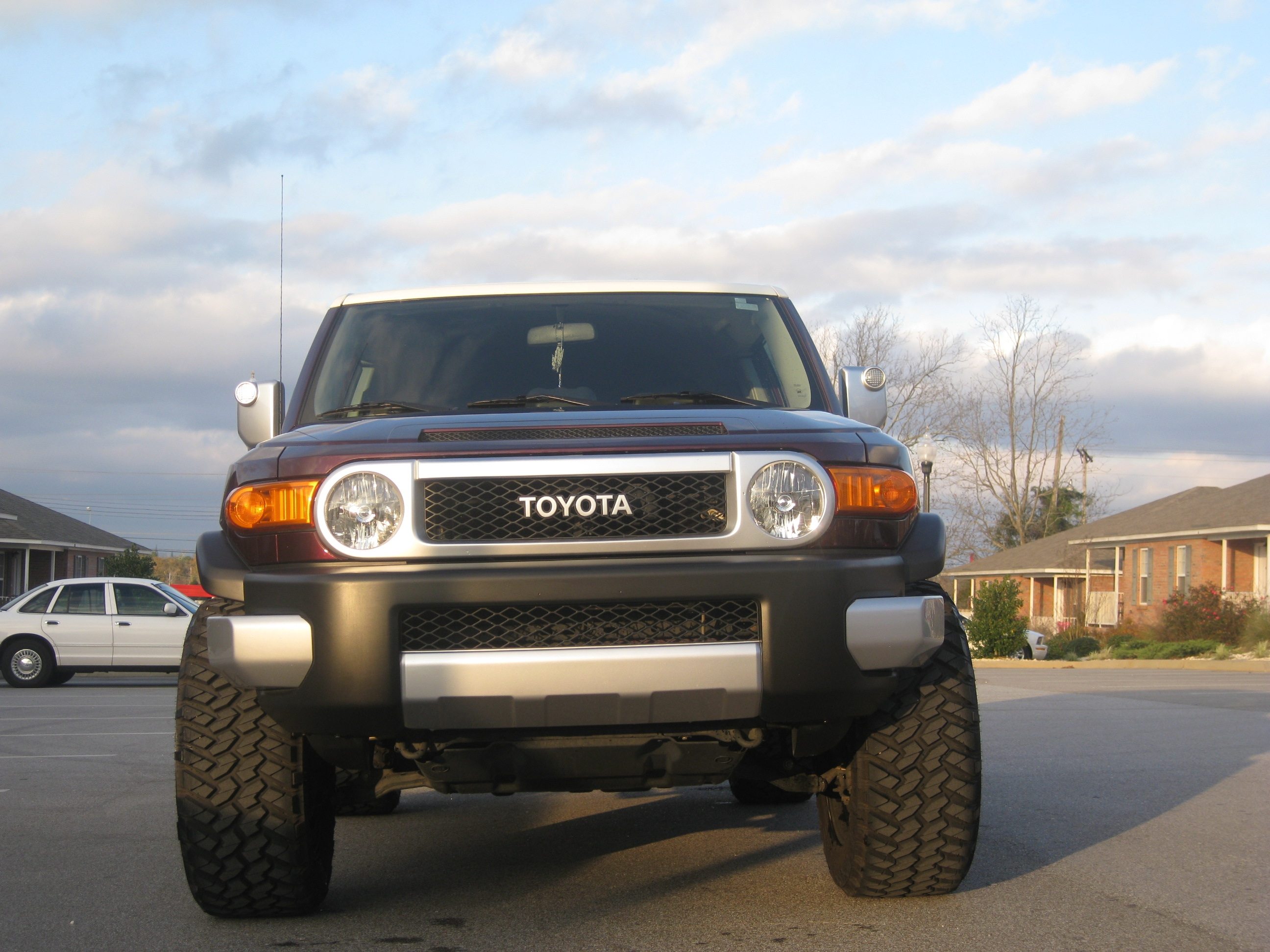 meshaal 2007 toyota fj cruiser specs photos modification info at cardomain. Black Bedroom Furniture Sets. Home Design Ideas